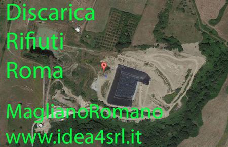 Discarica-Rifiuti-Roma-IDEA4SRL